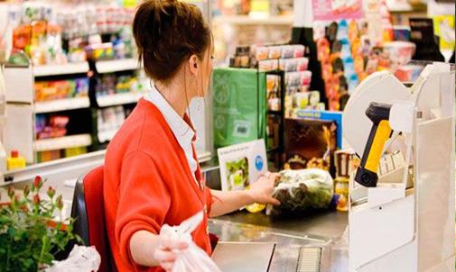 Manipulador alimentos Comercio y almacenes